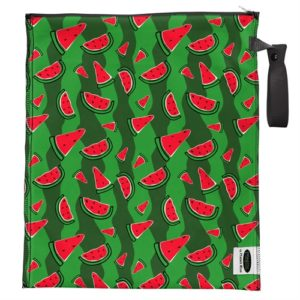 Planet Wise/Imagine Baby Medium Wet Bag -Watermelon Patch