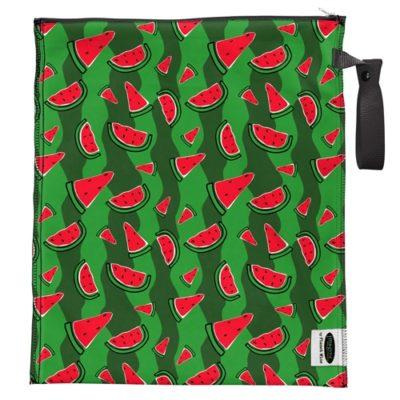 Planet Wise/Imagine Baby Medium Wet Bag -Watermelon Patch